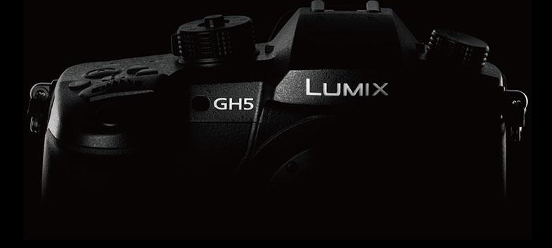 Panasonic LUMIX DC-GH5 sleva promo akce GH5