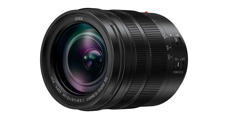 Panasonic Leica DG Vario-Elmarit 12-60mm F2.8-4.0 Asph. Power O.I.S.