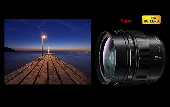 Panasonic LEICA DG SUMMILUX 12mm F1.4 ASPH