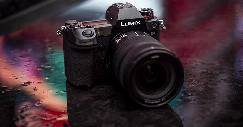 Panasonic LUMIX S1 S1R