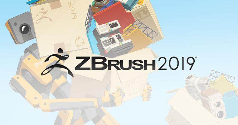 Pixologic ZBrush 2019.1 download stahnout