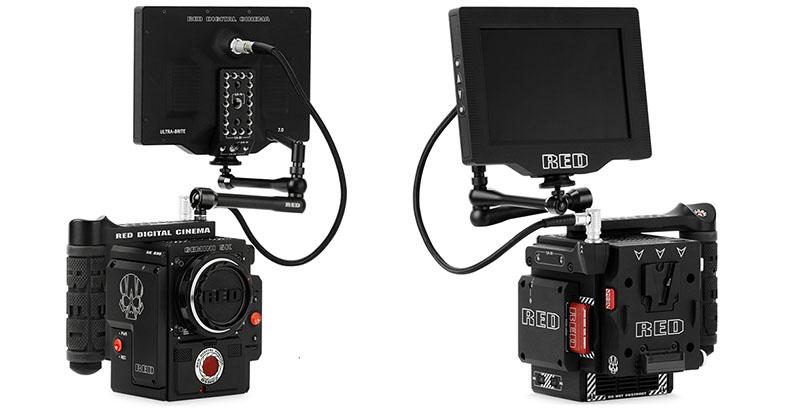 "RED  DSMC2 Ultra Brite 7"" Monitor 730-0026"