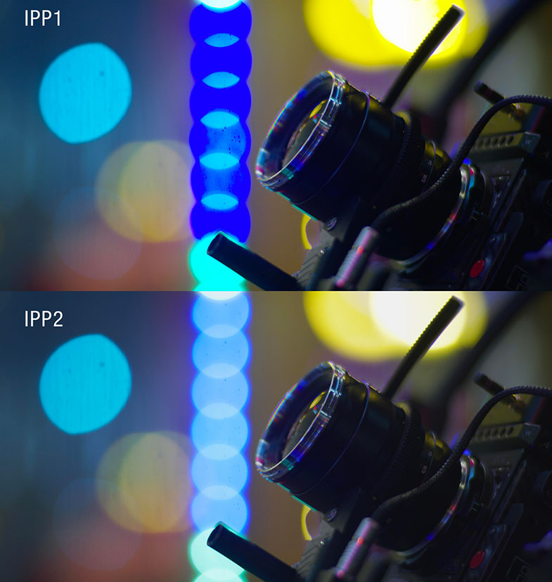 RED Digital Cinema IPP2 8K Helium EPIC-W WEAPON 8K S35
