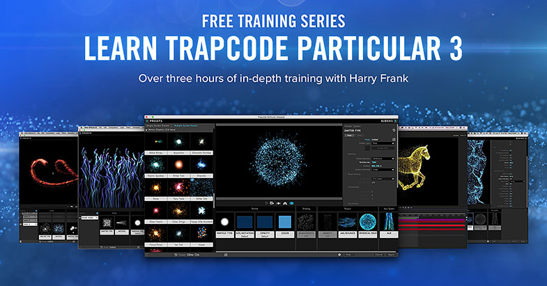 Trapcode Particular 3