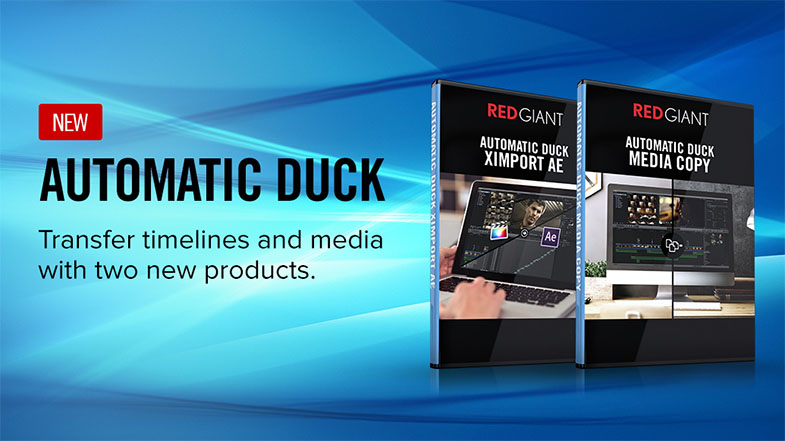 Red Giant Automatic Duck