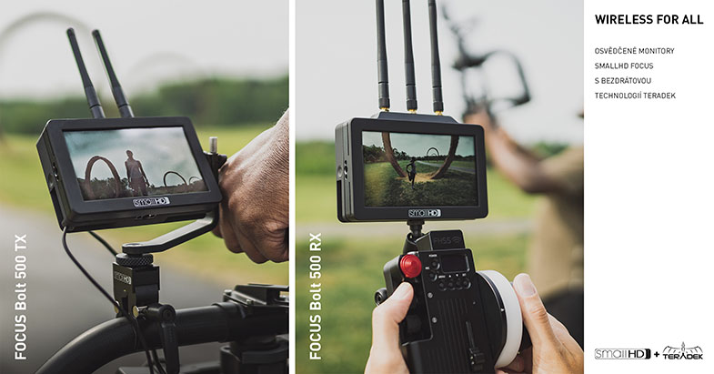 SmallHD FOCUS Bolt