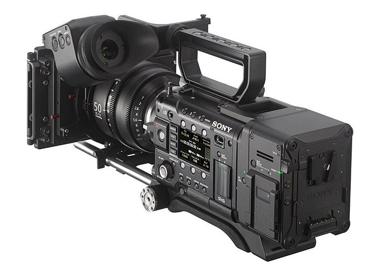 Sony AXS-R7