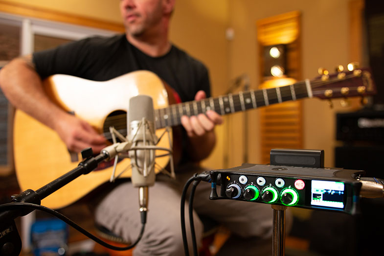 Sound Devices MixPre M-Series MoxPre-3M MixPre-6M Musician Plugin