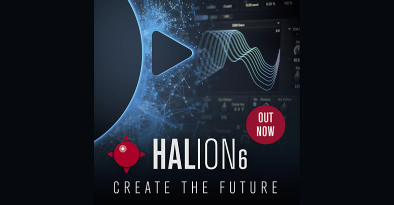 Steinberg HALion 6 sampler VST AAX