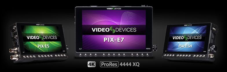 Video Devices PIX-E