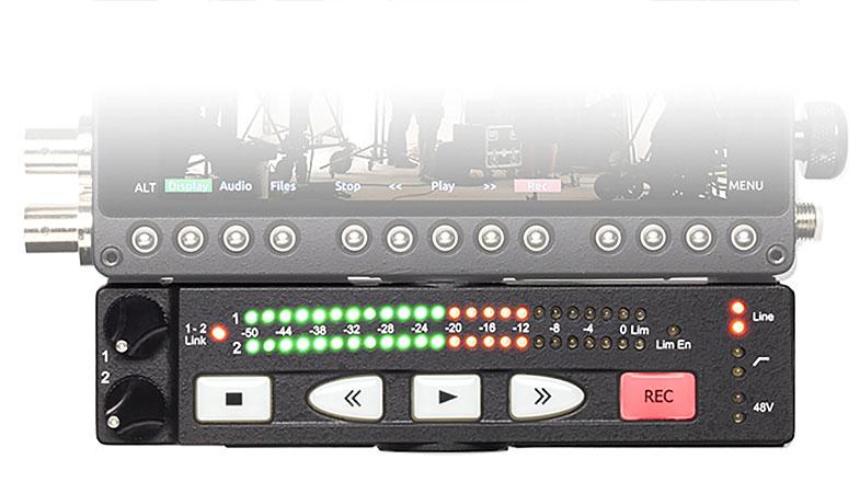 Sound Devices Video Devices PIX-E PIX-LR