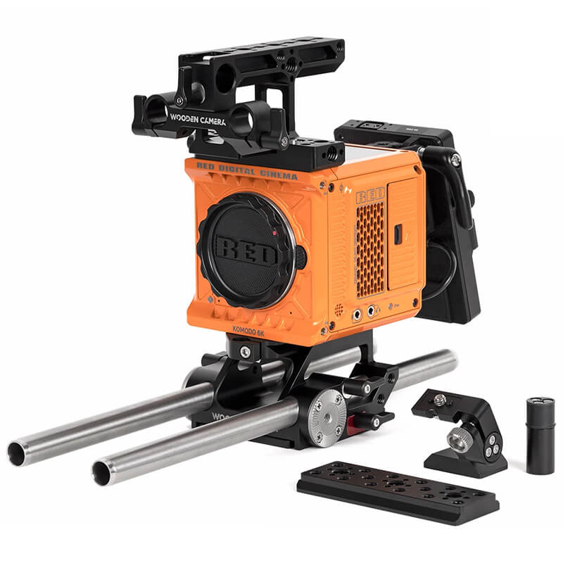RED KOMODO Wooden Camera Accessories