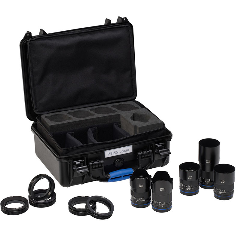 ZEISS Loxia Lens Set