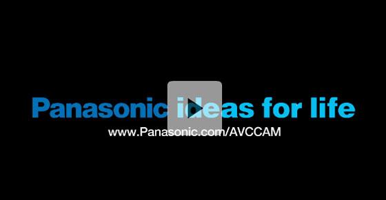 Panasonic AG-AC130 VIDEO