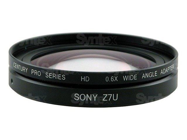 0.6X Wide Angle Adapter, 72mm