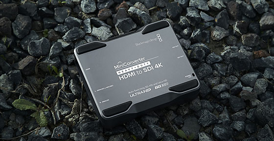 Blackmagic Design Mini Converter Heavy Duty 4K