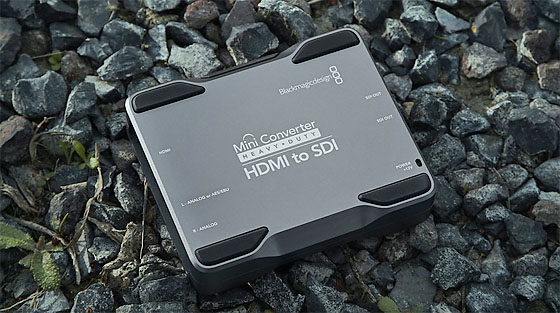 Blackmagic Design Mini Converter Heavy Duty