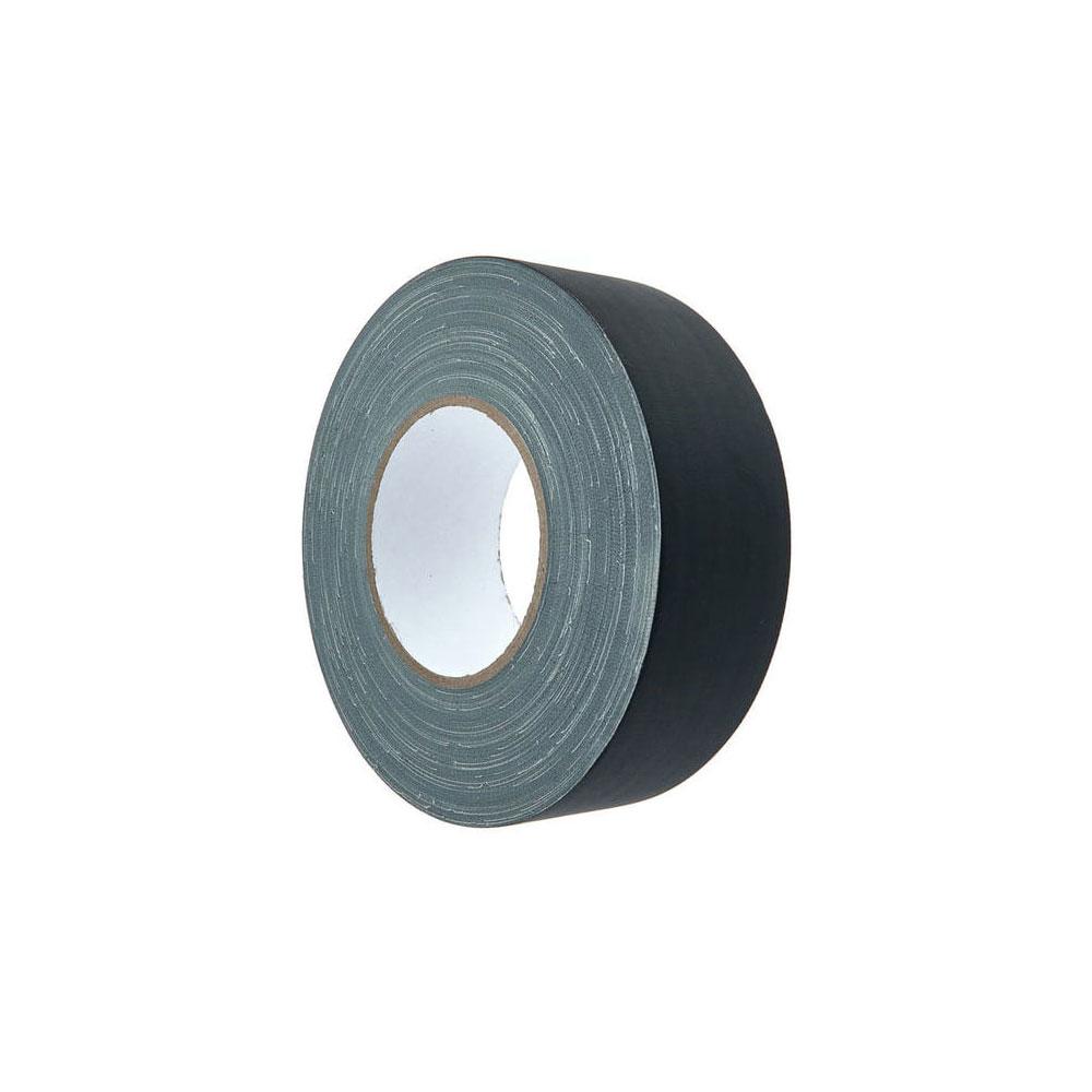 Black Gaffa Tape 50mm x 10m Super Tough Cloth Duct Tape ST//C1BK
