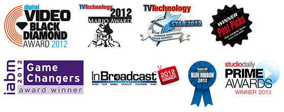 Blackmagic Cinema Camera Awards