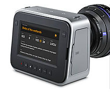 Blackmagic Cinema Camera BCC