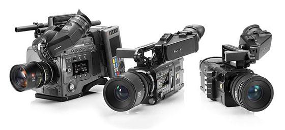 Sony PMW-F5 CineAlta Camera