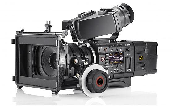 Sony CineAlta PMW-F55