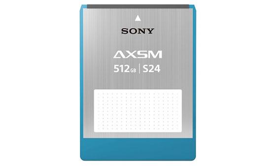 Sony AXSM