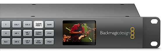 Blackmagic ATEM Production Studio 4K