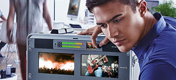 Blackmagic Audio Monitor
