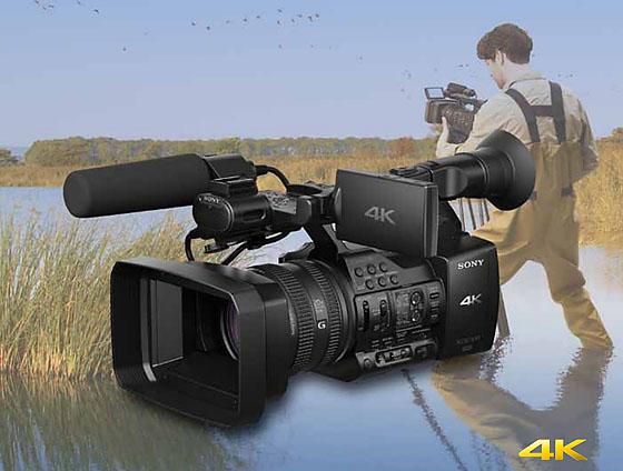 Sony PXW-Z100 4K XDCAM