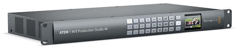 Blackmagic ATEM 1 M/E Production Studio 4K