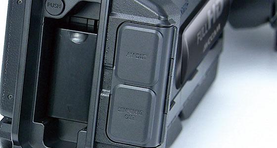 Panasonic AG-AC8 AVCCAM