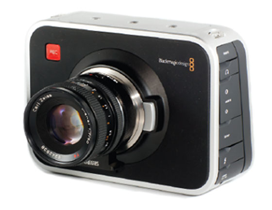 Metabones Speed Booster Blackmagic Cinema Camera BMCC