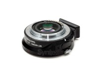 Canon EF to E mount Speed Booster