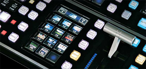 Panasonic AV-HS6000 2M/E Switcher
