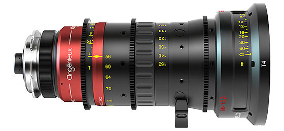 Angenieux Optimo Anamorphic 2S