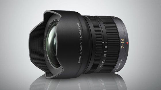 Lumix G Vario 7-14mm F4 Asph
