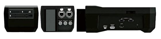 Panasonic AJ-PG50 AVC-ULTRA Memory Card Recorder