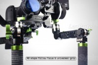 Universal grip basic shoulder mount dslr rig suitcase rig SCR-01