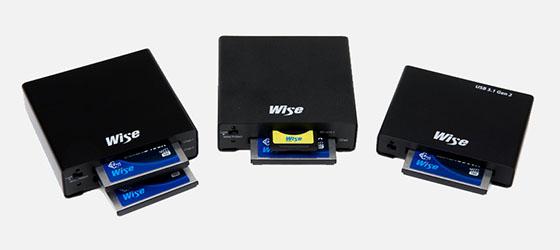 Wise CFast 2.0 Card Reader