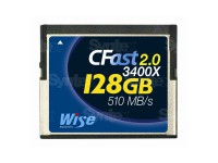 CFast 2.0 Card 3400X blue
