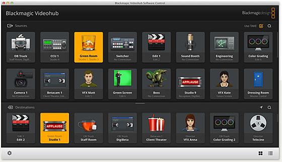 Blackmagic Smart Videohub 12G 40x40
