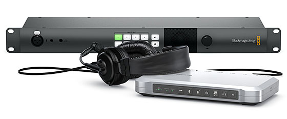 Blackmagic Design ATEM Talkback Converter 4K