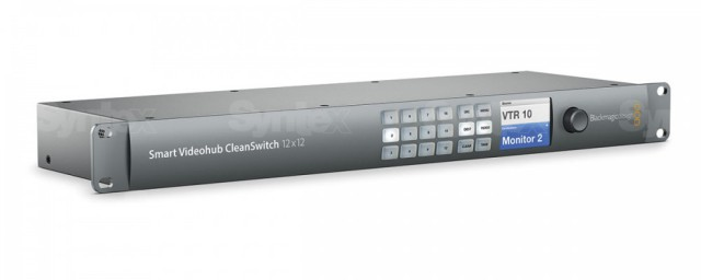 Smart Videohub CleanSwitch 12x12