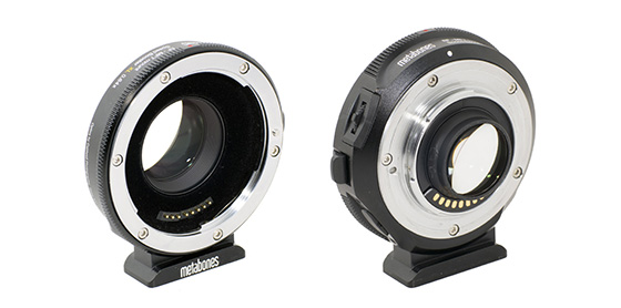 Metabones Speed Booster XL 0.64x (Canon EF to MFT T)