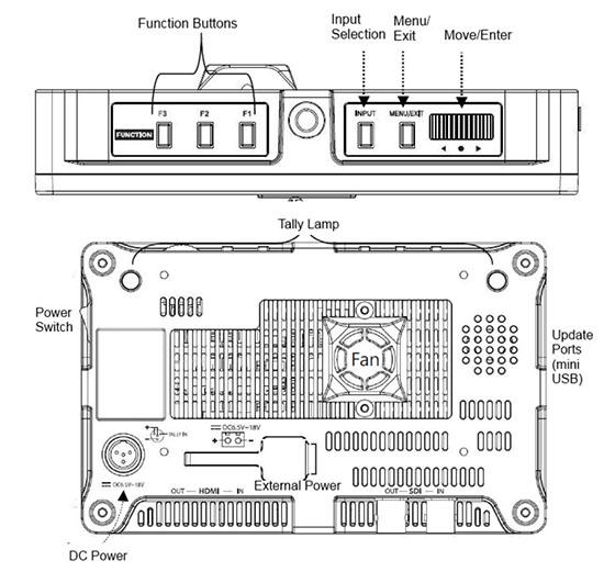 BON FM-055F