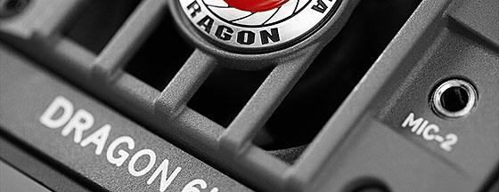RED SCARLET DRAGON