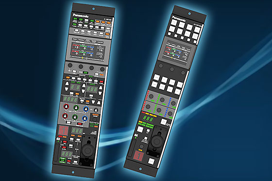 Panasonic AK-HRP1000 / AK-HRP1005 Remote Operation Panel