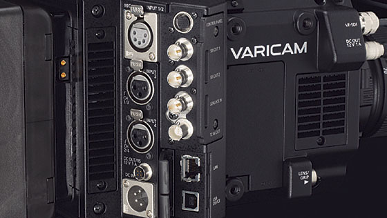 Panasonic VariCam LT
