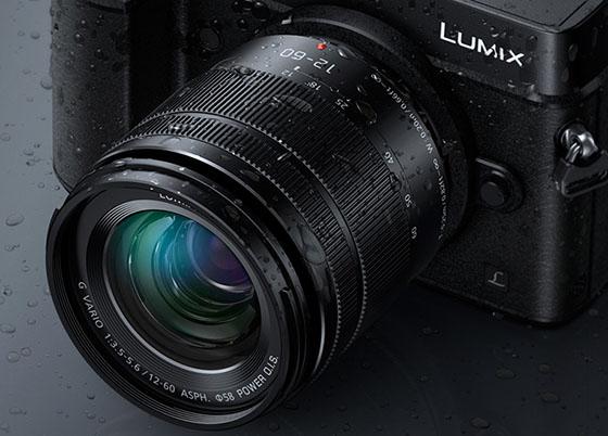 Panasonic LUMIX G VARIO 12-60mm/F3.5-5.6 POWER O.I.S.